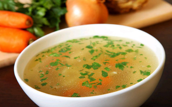 Диета супы салаты — 9