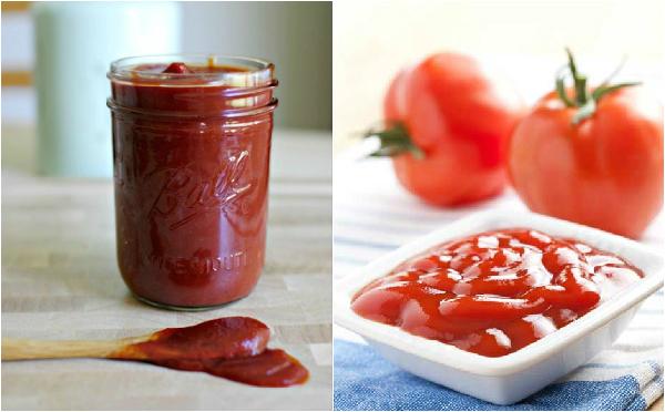 Как кетчуп из томатной пасты в домашних условиях