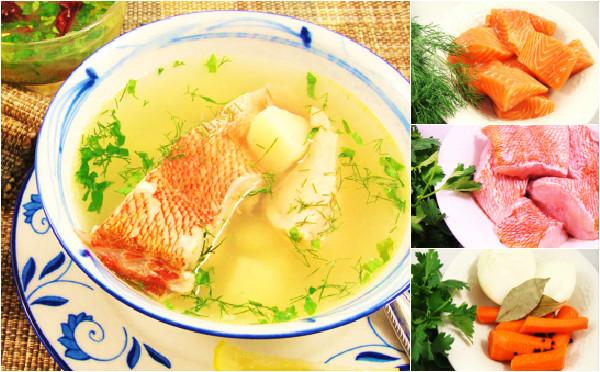 Суп для диеты дюкана