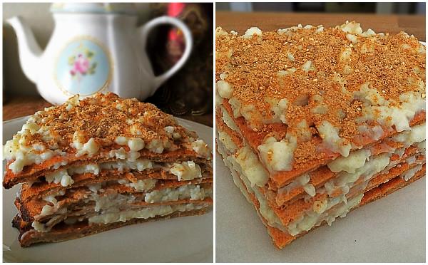 Ореховый торт как в андерсоне рецепт