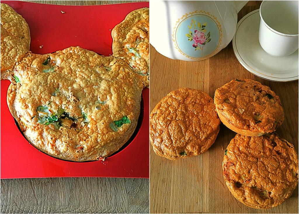 Дюкановский пирог с курицей